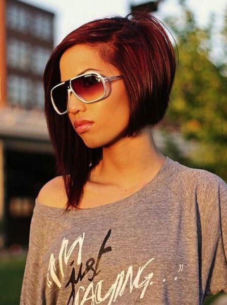 Modèles De Coupes Cheveux Courts 12