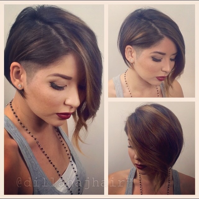 Modèles De Coupes Cheveux Courts 14