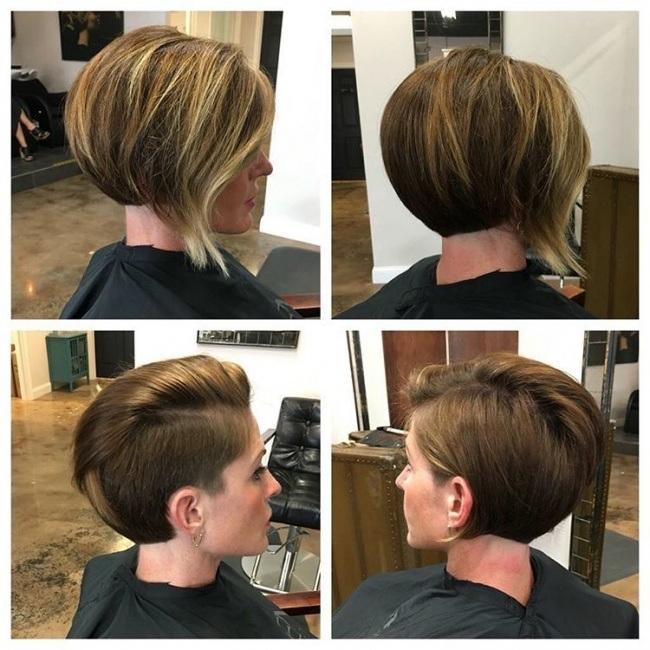 Modèles De Coupes Cheveux Courts 15
