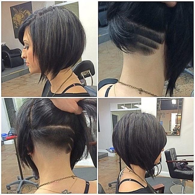 Modèles De Coupes Cheveux Courts 16