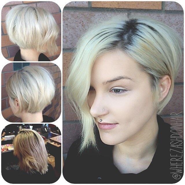 Modèles De Coupes Cheveux Courts 17