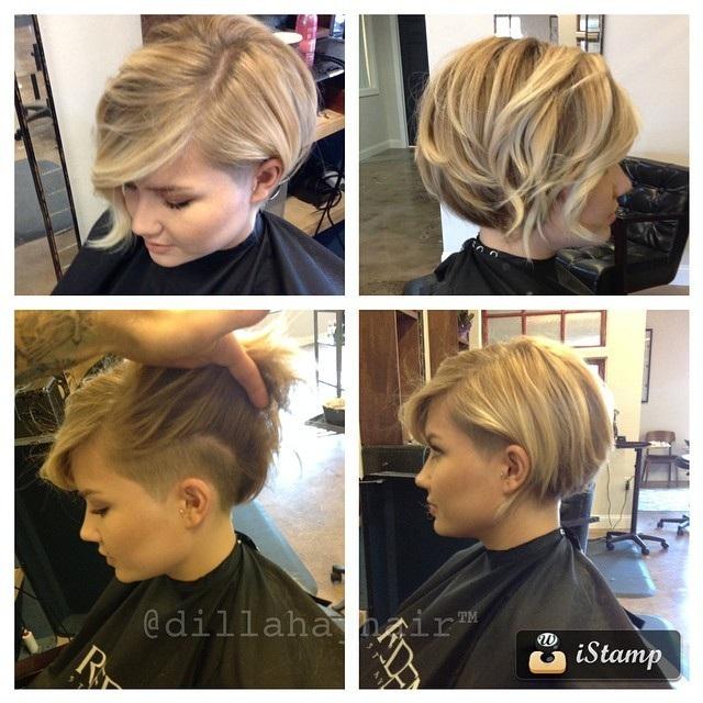 Modèles De Coupes Cheveux Courts 19