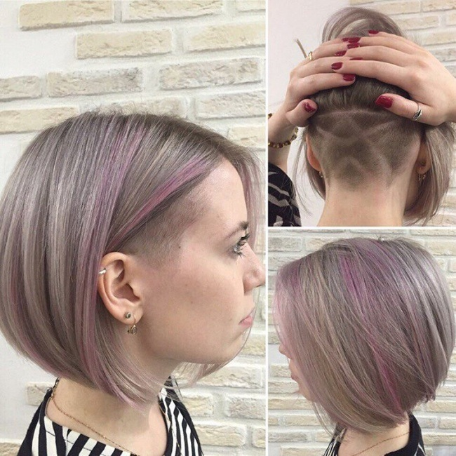 Modèles De Coupes Cheveux Courts 22
