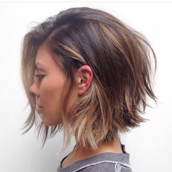 Modèles De Coupes Cheveux Courts 8