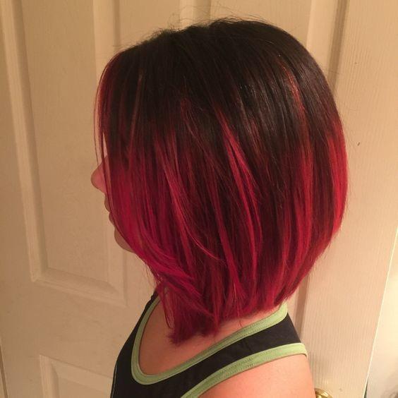 Ombré Hair 27