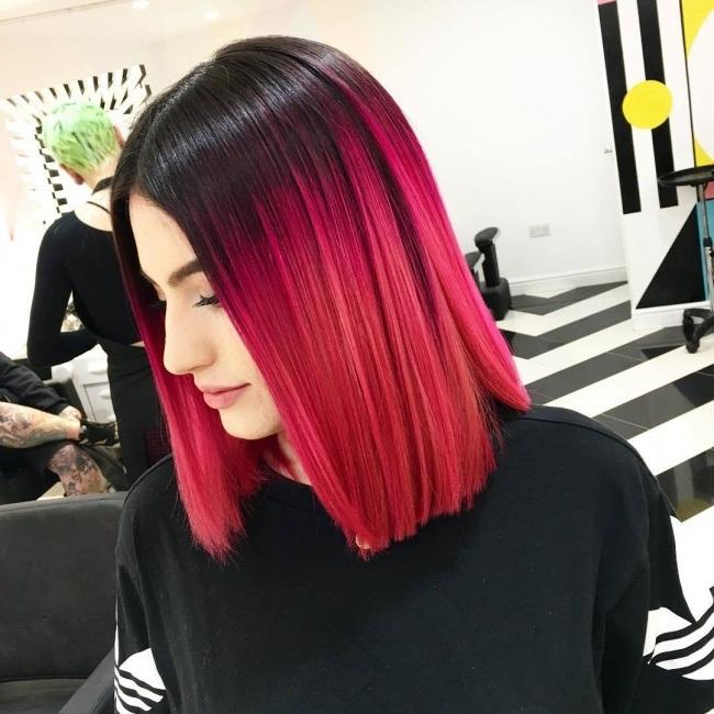 Ombré Hair 7