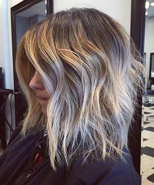 cheveux mi-longs 3