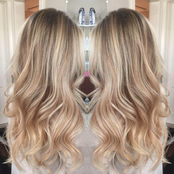 les meilleurs Ombré Hair  1