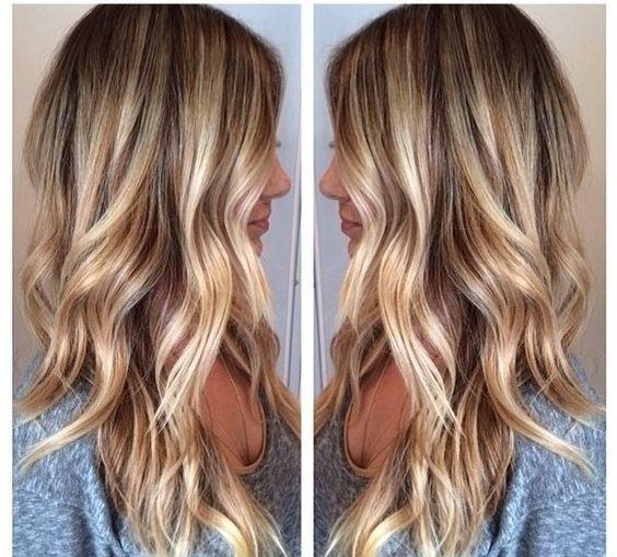 les meilleurs Ombré Hair  11