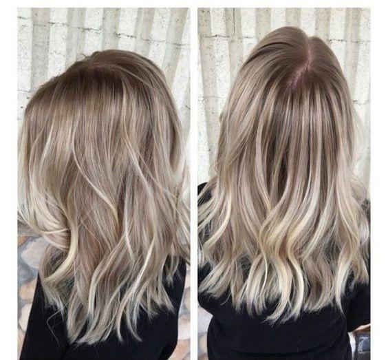 les meilleurs Ombré Hair  12