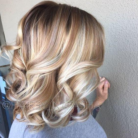 les meilleurs Ombré Hair  15