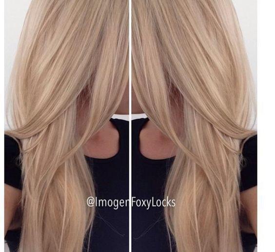 les meilleurs Ombré Hair  2