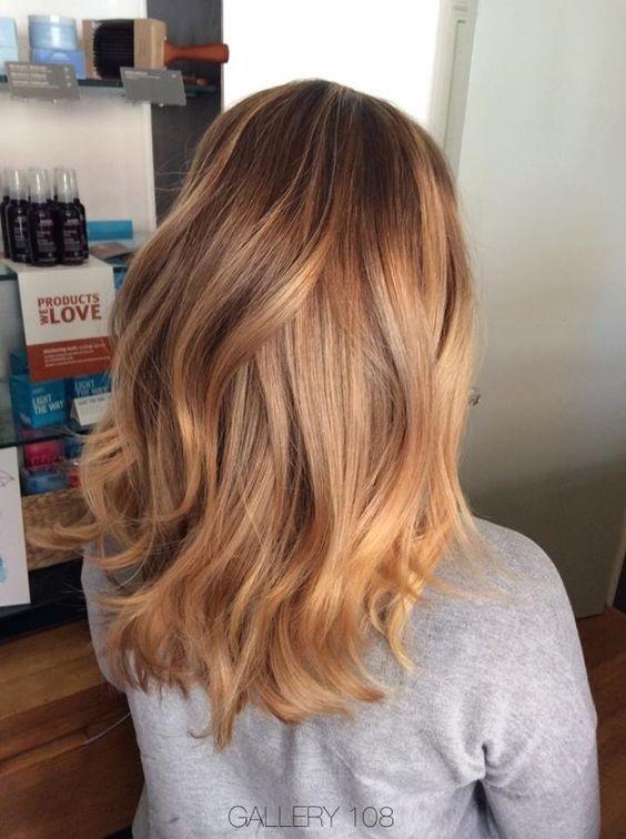 les meilleurs Ombré Hair  3