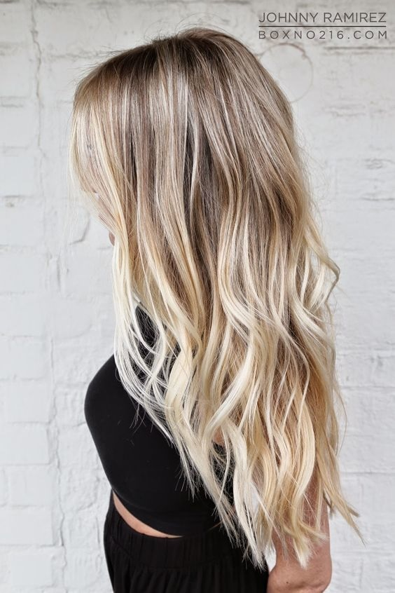 les meilleurs Ombré Hair  9