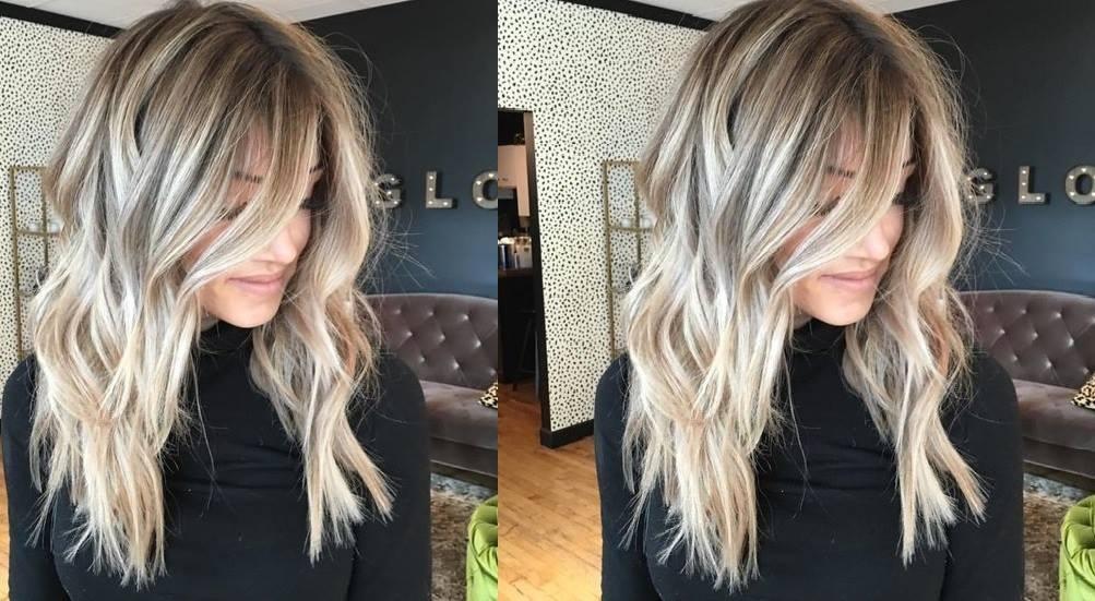 Cheveux mi longs 2017 voici nos meilleures propositions coiffure simple et facile - Coiffure mi long 2017 ...