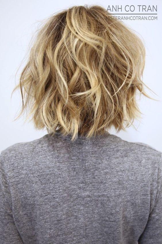Coiffure Cheveux Mi Long Ondules Millaulespiedssurterre
