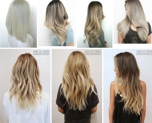 la tendance couleur cheveux pour cet automne est déjà là : venez