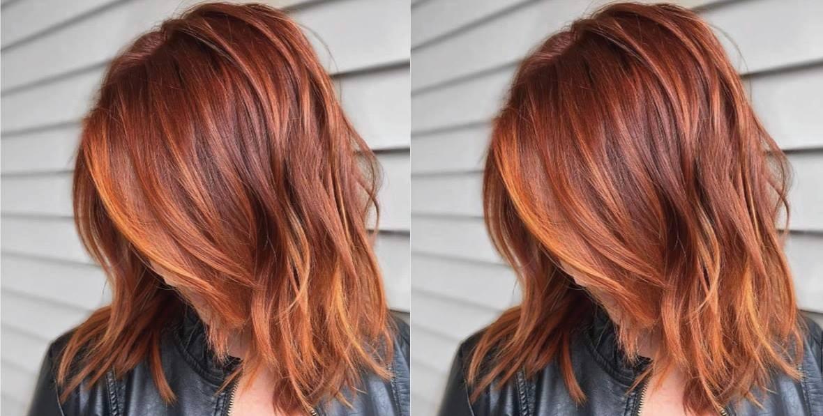 magnifiques couleurs de cheveux pour cet automne coiffure simple et facile. Black Bedroom Furniture Sets. Home Design Ideas