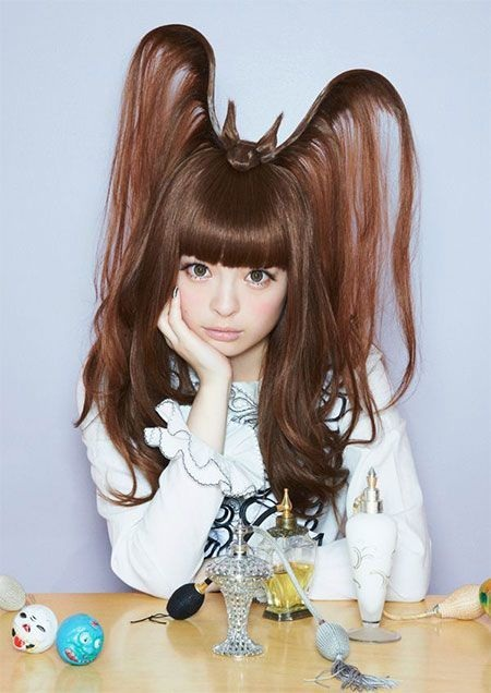 Sp cial halloween les meilleures coiffures porter coiffure simple et facile - Coiffure halloween facile ...