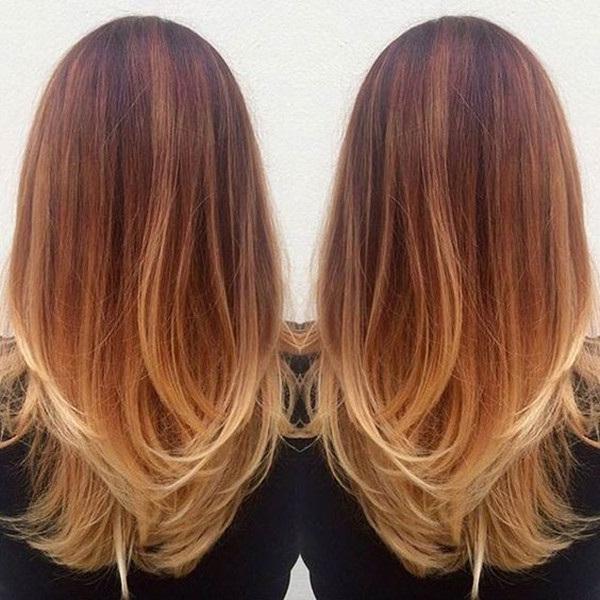 Si vous avez envie d\u0027une belle couleur cheveux nous vous proposons une  belle idée  Le gold blond balayage, une tendance qui dominera en 2017.