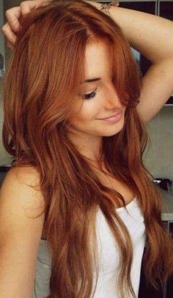 Couleur caramel en cheveux