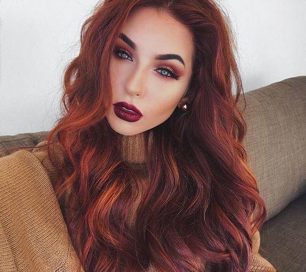 Magnifique Couleur Cheveux Tendance 2017 Coiffure Simple