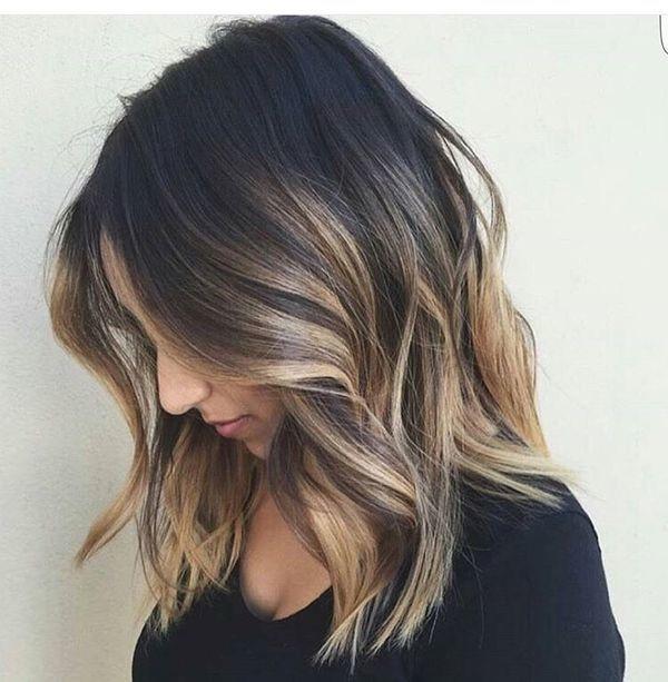 Magnifiques Mod 232 Les De Cheveux Mi Longs M 233 Ch 233 S Coiffure