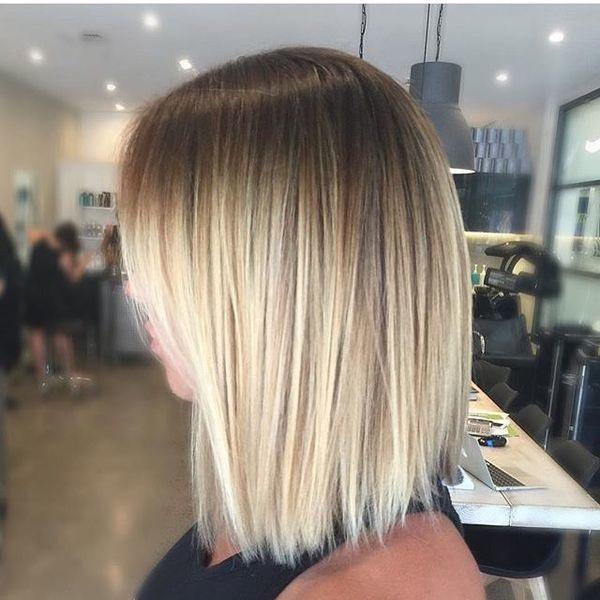 Timbre Luces Low Bay Lighting: Magnifiques Modèles De Cheveux Mi-longs Méchés