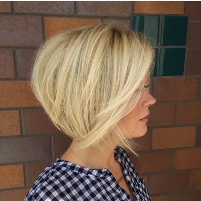 Cheveux Degrades 2017 Les Plus Beaux Modeles Coiffure Simple Et