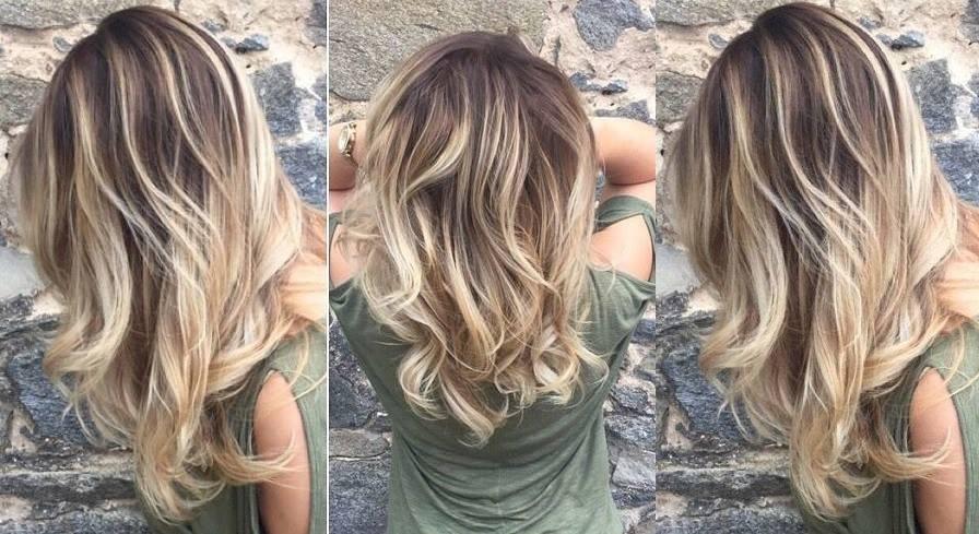 Couleur meche cheveux 2017