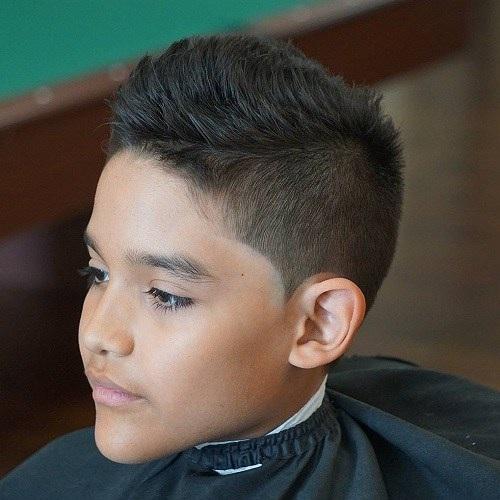 Choisissez la meilleure coupe cheveux pour votre garçons selon les  dernières tendances capillaires