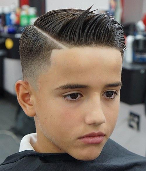 Jeux de coupe de cheveux homme