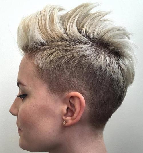 Tendance Coiffure 2017 Cheveux Courts