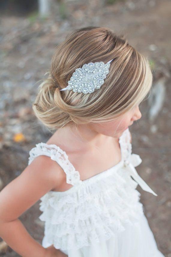 Les plus belles coiffures soir es pour petite fille coiffure simple et facile - Coiffure fille simple ...