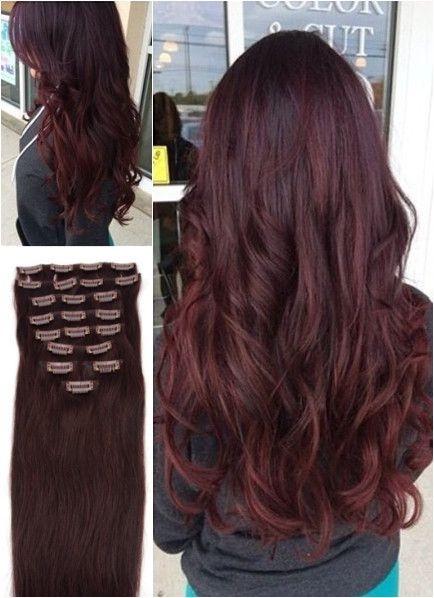 Dark Auburn Hair : Une couleur Sublime Irrésistible !   Coiffure