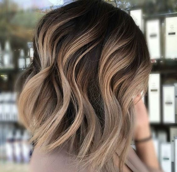 balayage cheveux tendance 2017 nos meilleures. Black Bedroom Furniture Sets. Home Design Ideas
