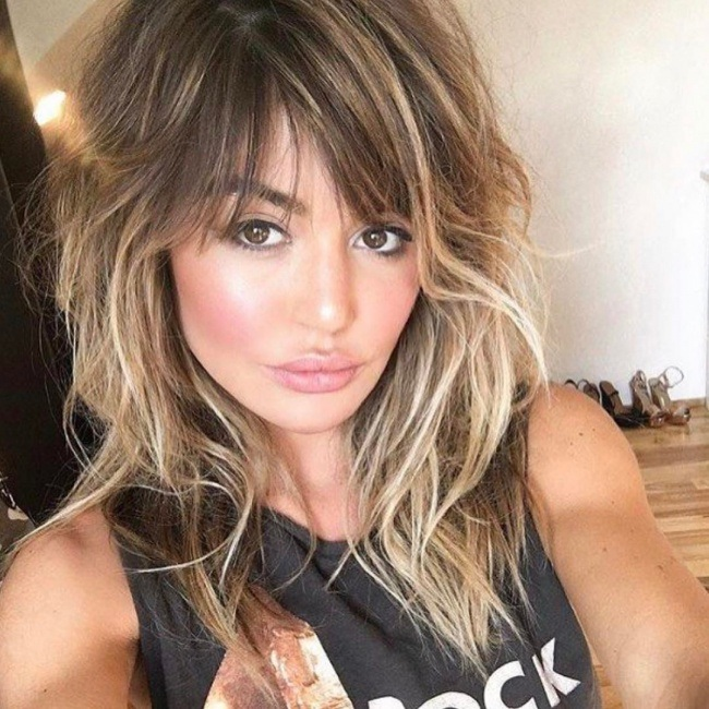 Cheveux M Ch S Les Tendances Suivre En 2017 Coiffure Simple Et Facile