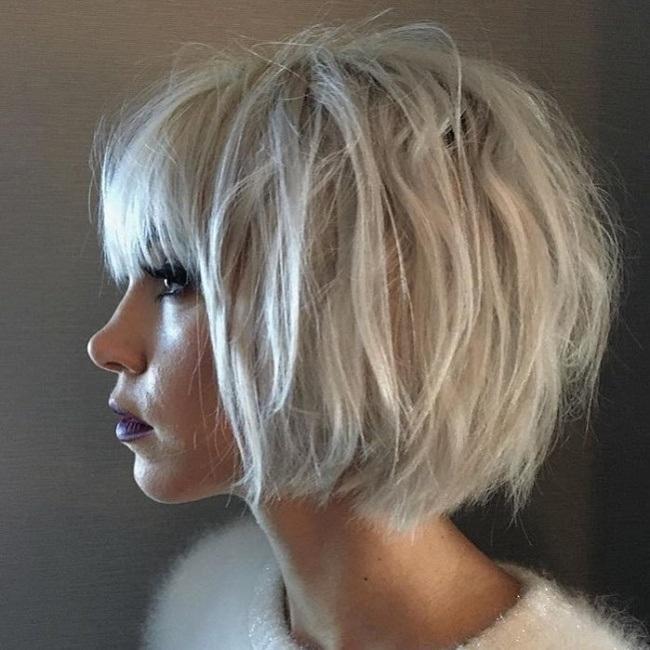 Cheveux M 233 Ch 233 S Les Tendances 224 Suivre En 2017 Coiffure