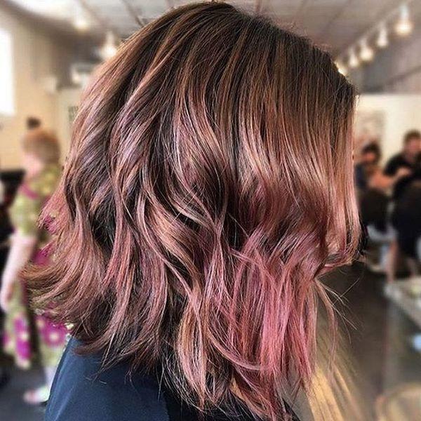 29 lastest Couleur Cheveux Chocolat Mauve