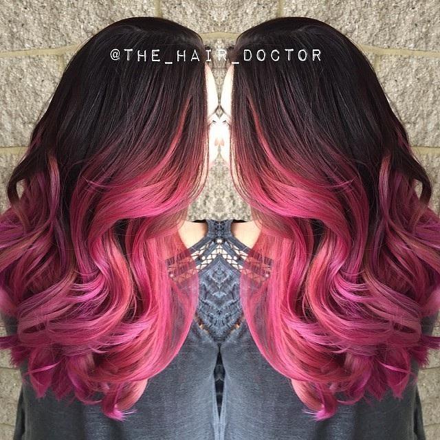 Cheveux : tester une nouvelle couleur avec l'appli Inoa L'Oréal Professionnel