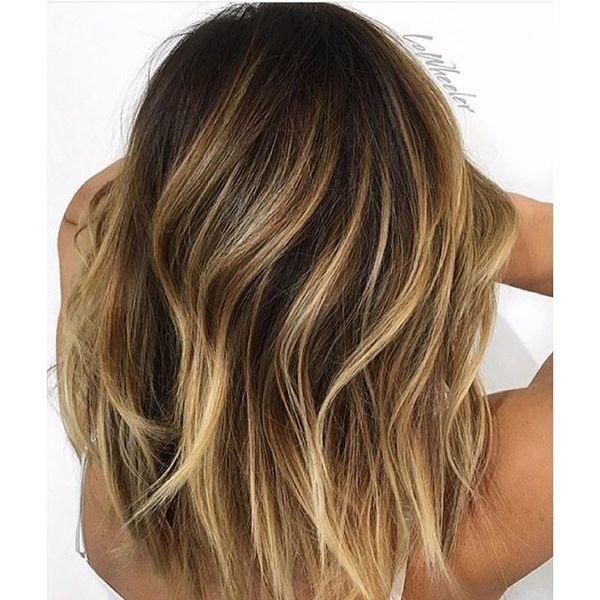 Ombr 233 Hair Cheveux Mi Longs Les Plus Beaux Mod 232 Les