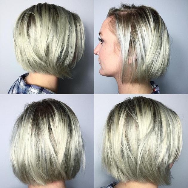 40 mod les de coupes carr es qui coupent le souffle tendance 2017 coiffure simple et facile. Black Bedroom Furniture Sets. Home Design Ideas