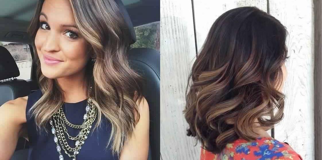 Couleur de cheveux tendance printemps