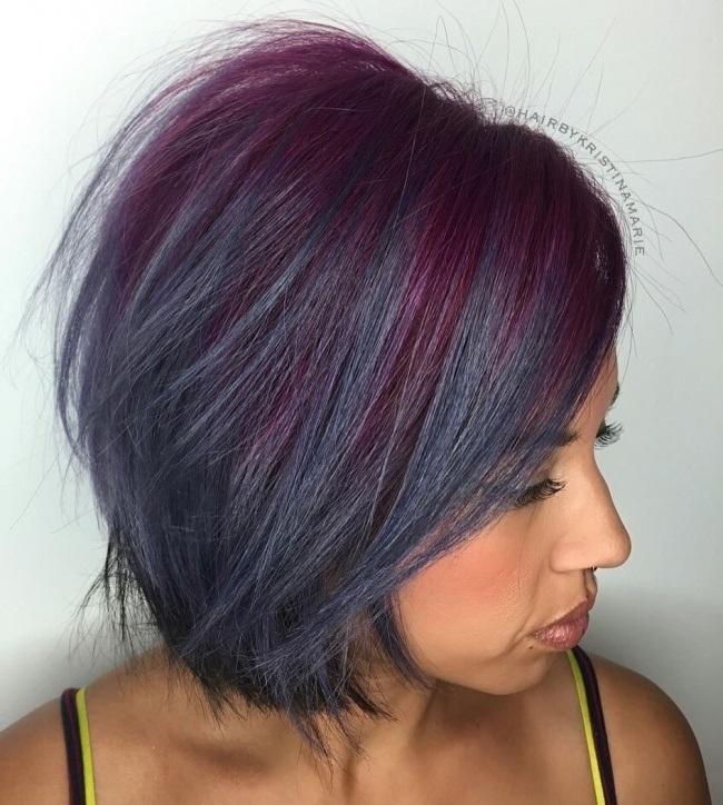 Cheveux Courts Meches Les Modeles Les Plus Inspirants Coiffure