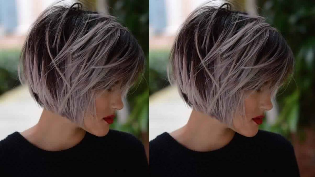 Coloration cheveux et meche fashion designs - Cheveux court meche ...