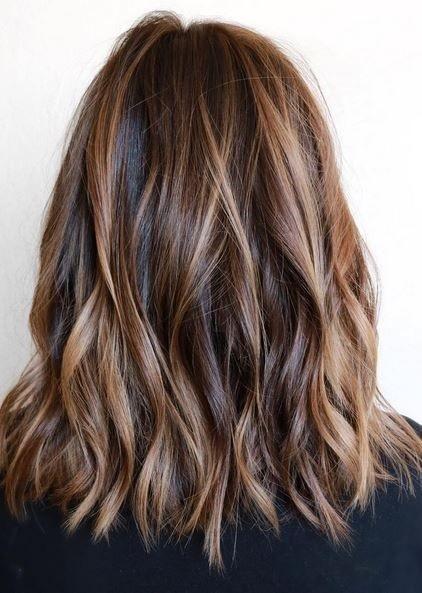 Cheveux Mi Longs Dégradés Les Plus Jolis Modèles Coiffure Simple