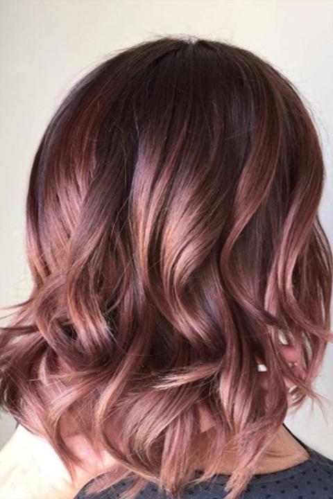 Les meilleures id es de couleurs cheveux pour ce printemps 2017 coiffure simple et facile - Idee look printemps 2017 ...