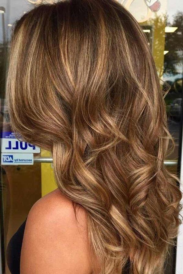 Magnifiques Balayages Pour Cheveux Mi Longs Coiffure