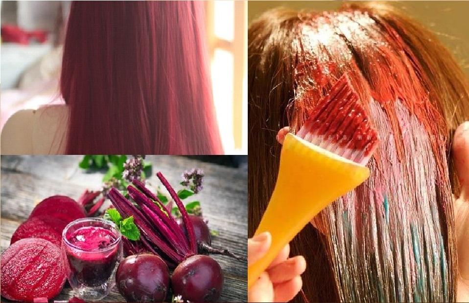 Amarantacé les huiles pour les cheveux