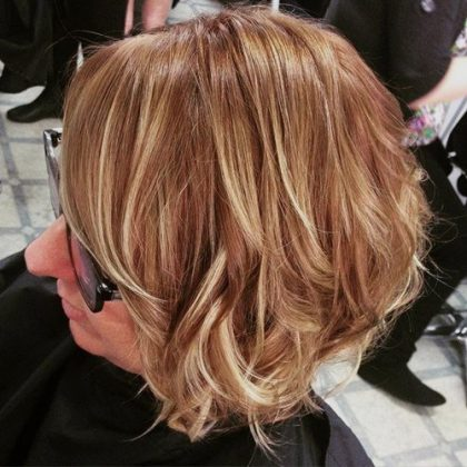 Balayage Cheveux Courts T 2017 S Rie2 Coiffure Simple Et Facile